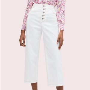 Kate Spade button front pant
